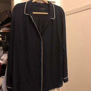 Banana Republic Button Down Blouse